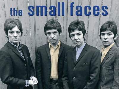 The Small Faces, group pose