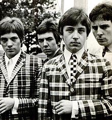 Small Faces, 1965 - Steve, Plonk, Kenney, Jimmy