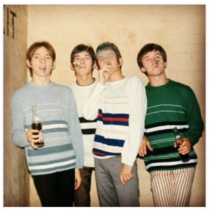 Small Faces, cigars