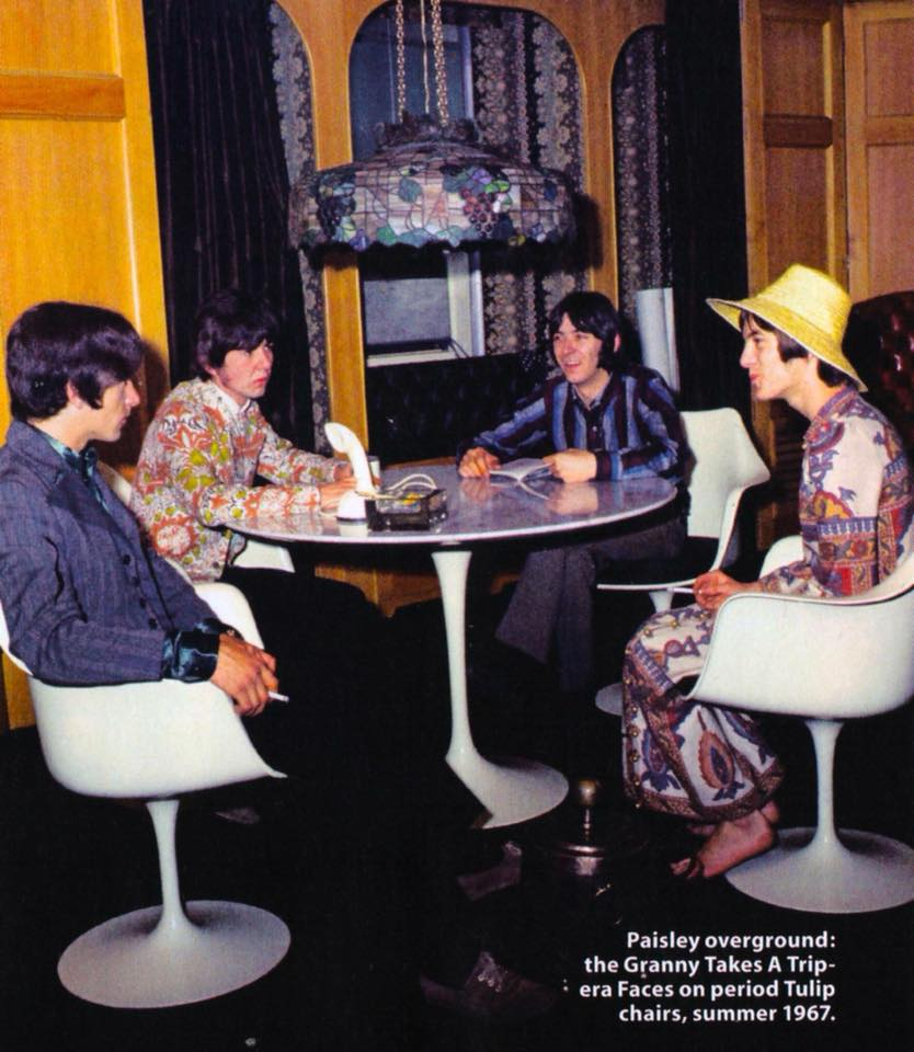 Small Faces, summer 1967