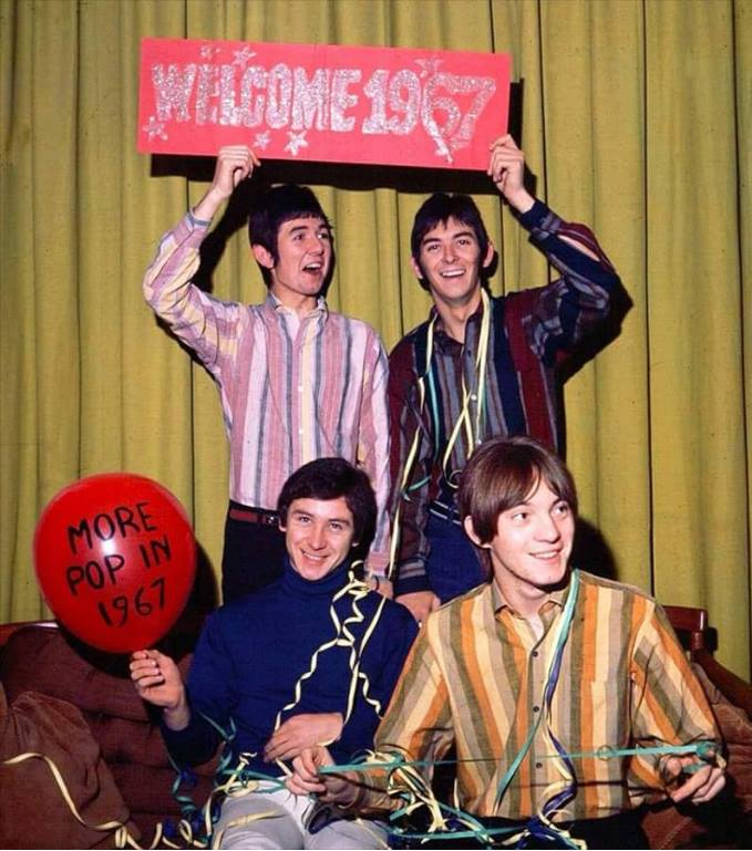 Small Faces welcome 1967