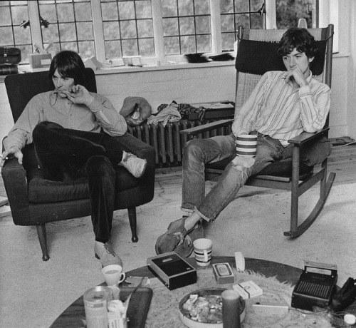 Small Faces - Steve Marriott, Ronnie Lane