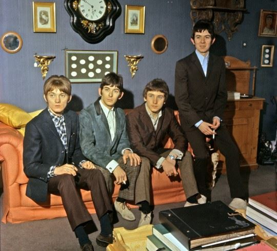 Small Faces at Immediate Offices