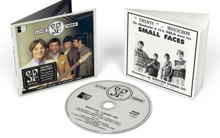 Small Faces Live 1966 - CD edition, with art print sleeve