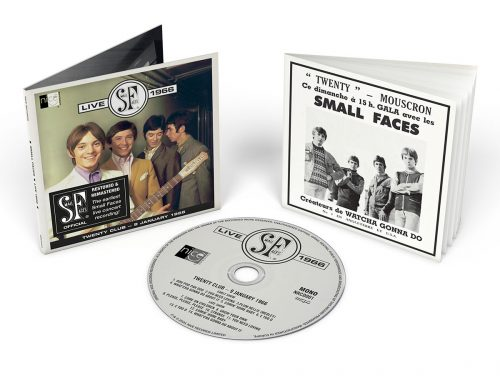 Small Faces Live 1966 Released
