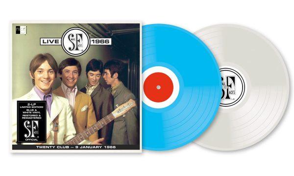 Small Faces Live 1966 - Coloured Vinyl edition