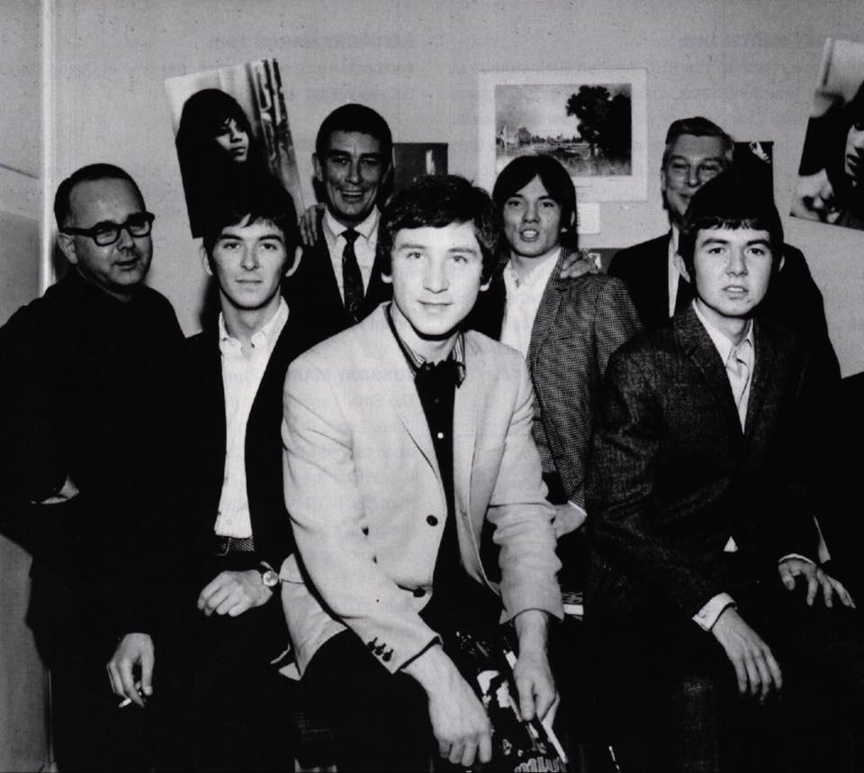 Decca record launch 3 1966
