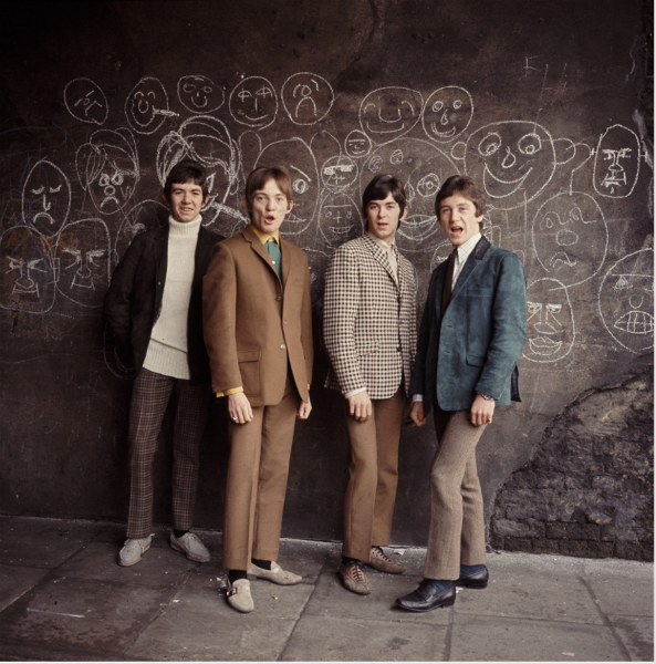 SMALL FACES - FIRST ALBUM SESSIONS