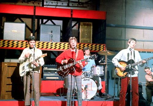 The Small Faces on TV