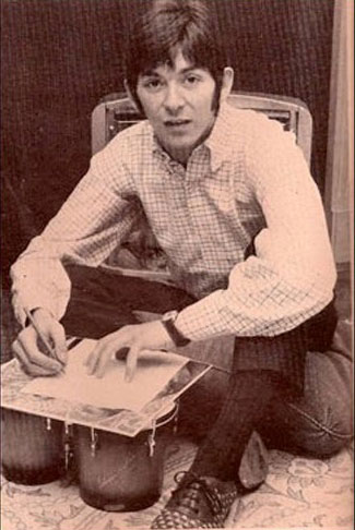 Ian McLagan writing