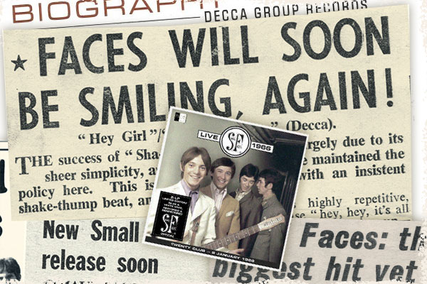 The Small Faces News
