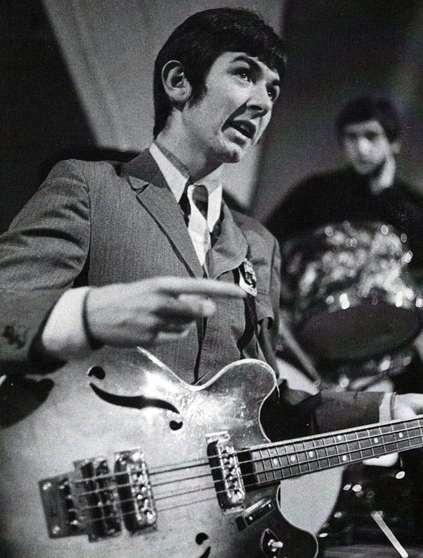 Ronnie Lane, live with the Small Faces