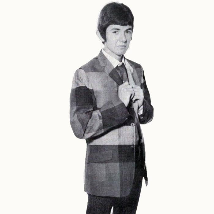 Ronnie Lane, suit