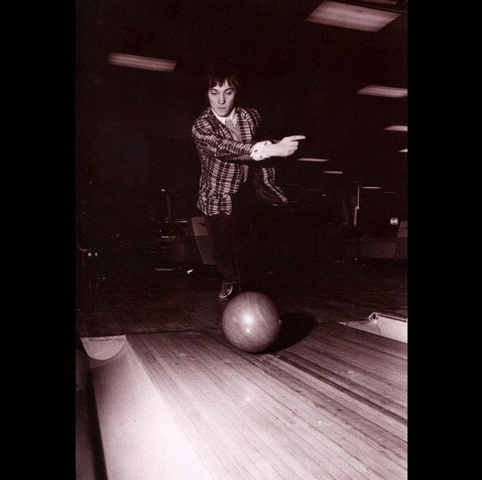 Steve Marriott, bowling