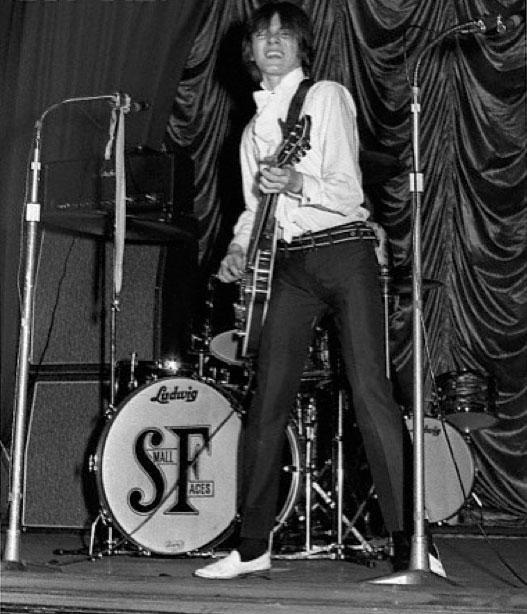 Steve Marriott, live on stage