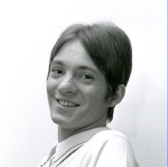 Steve Marriott portrait