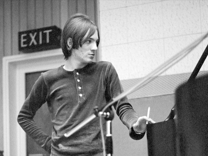 Steve Marriott, cigarette break in recording