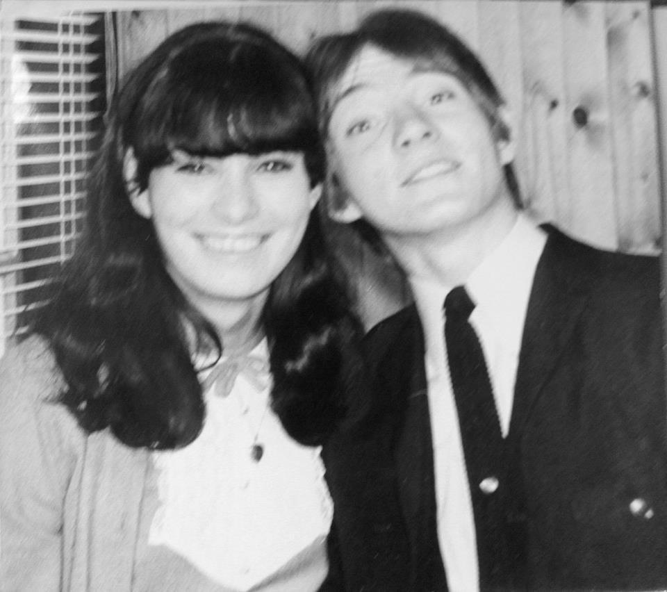 Pauline and Steve